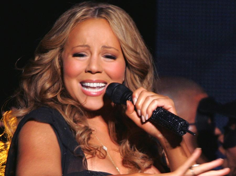 "9. Mariah Carey - ""We Belong Together"""