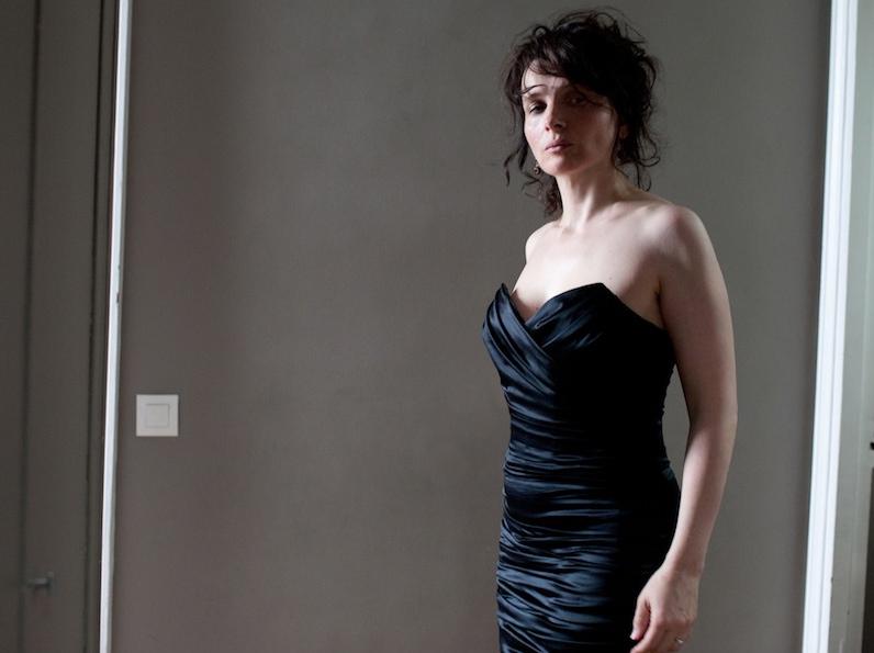 Juliette Binoche w filmie \