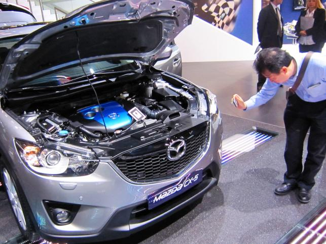 Mazda CX-5 już w Polsce