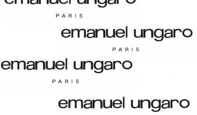 Dom mody Emanuel Ungaro to bardzo znana marka.