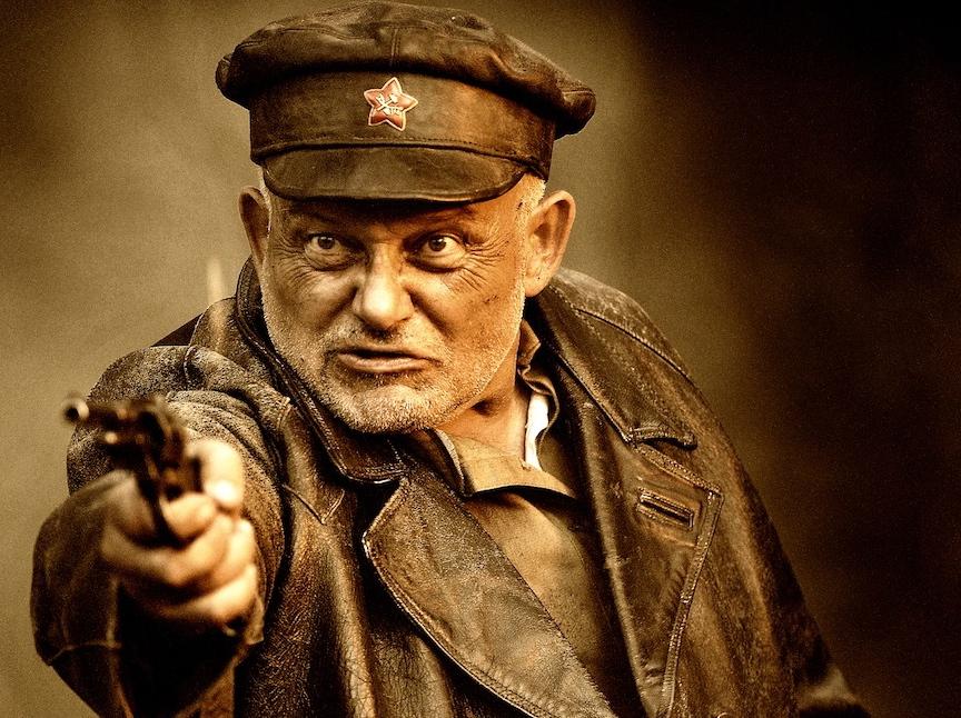 Adam Ferency – czarny charakter, czerwony bojownik