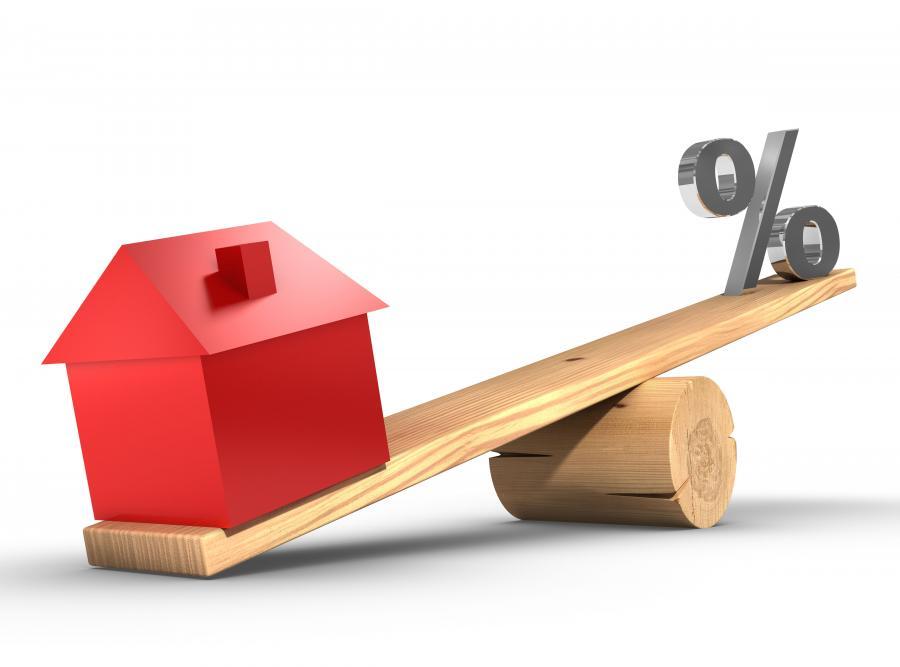 Wartość nieruchomości jest niższa niż kredyt do spłacenia.
