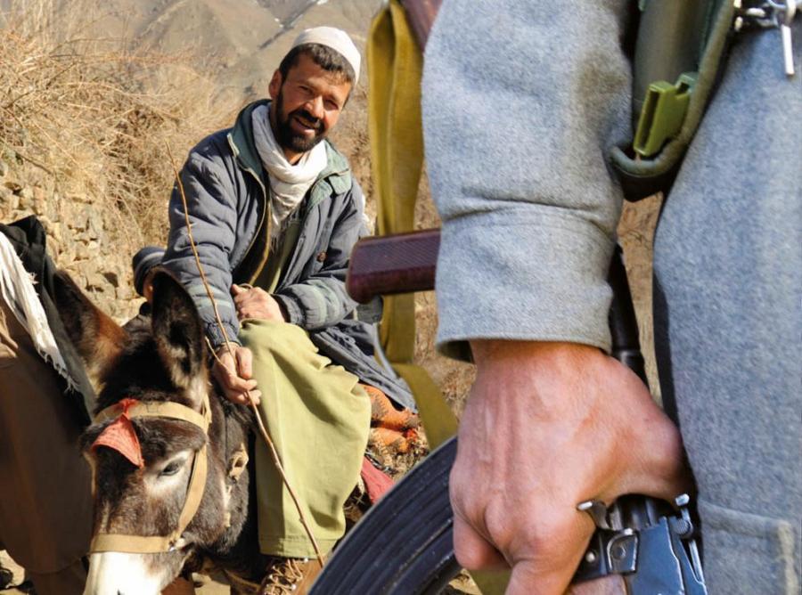 Obawy przed powrotem talibów są tak duże, że od dwóch lat w niektórych regionach północy odbudowuje się i trzyma w pogotowiu lokalne bojówki