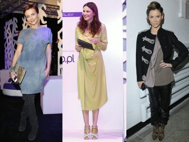 Gwiazdy na Warsaw Fashion Weekend. Stylowe?