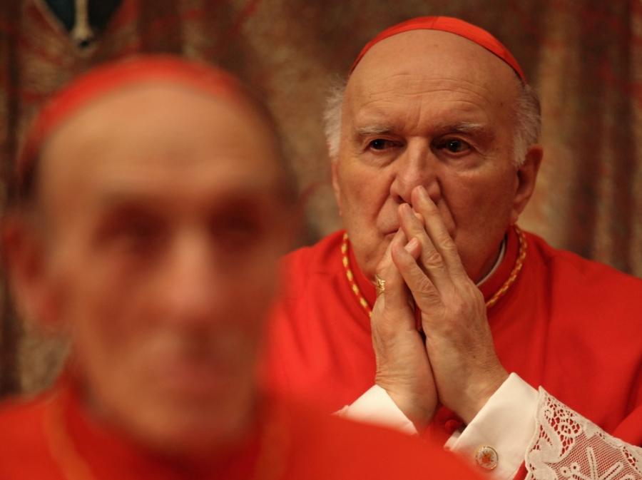 Filmowy papież – Michel Picolli