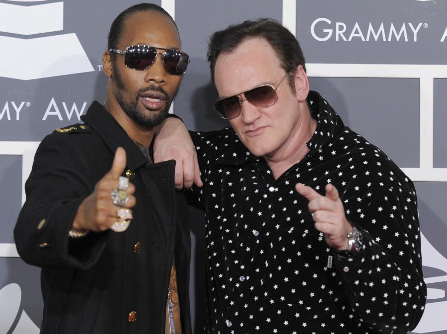 Kumple: RZA i Quentin Tarantino