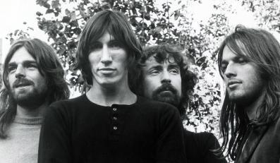 Pink Floyd jeszcze piękni i młodzi