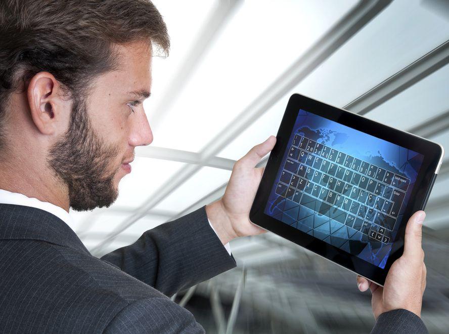 Tablet, zdjęcie ilustracyjne