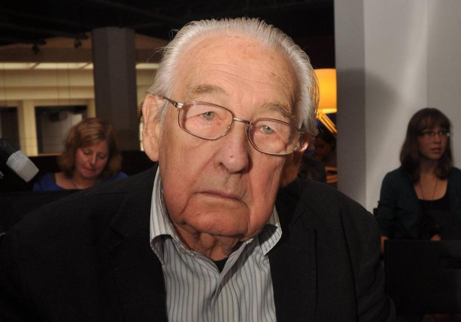 Andrzej Wajda. 86-letni reżyser w czasie ostatniej kampanii prezydenckiej nazwał Jarosława Kaczyńskiego psycholem