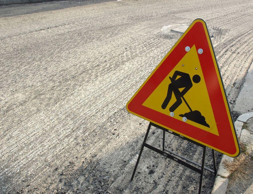 Kradli piach, kruszywo i paliwo z budowy drogi S-17