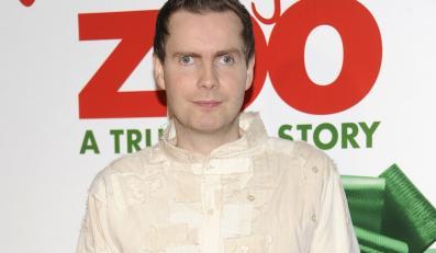 """Jónsi Birgisson na premierze """"Kupiliśmy Zoo"""""""