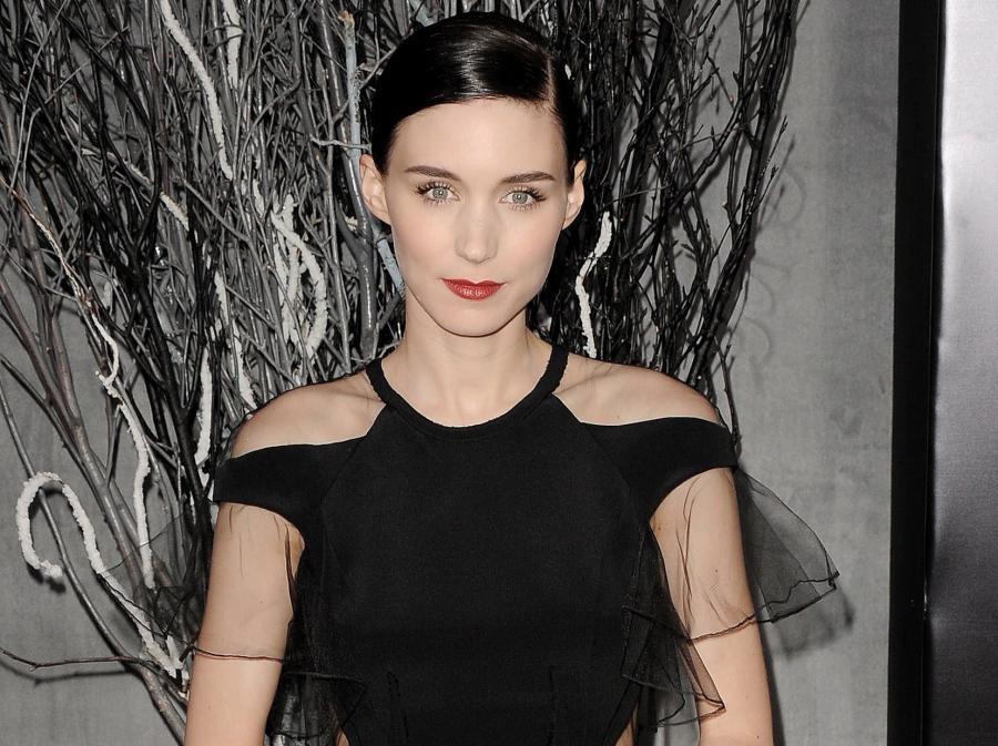 Rooney Mara na premierze w Nowym Jorku