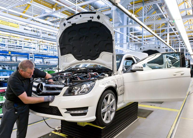 Mercedes bliski pobicia rekordu produkcji