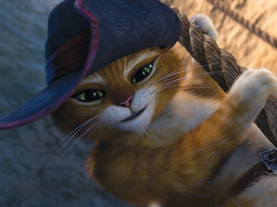 Kot W Butach Z Kociłapką Wkraczają Do Kin Zdjęcie 7 Galeria