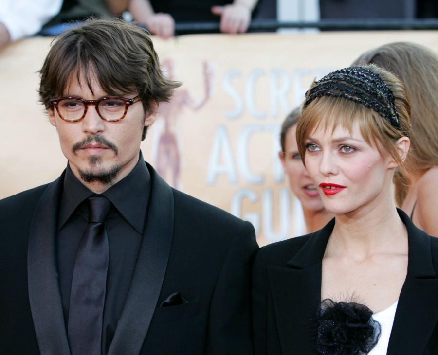 Johnny Depp i Vanessa Paradis
