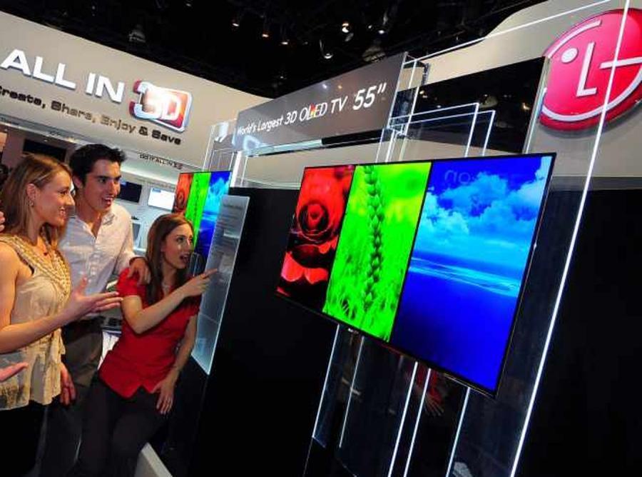 Telewizyjne nowości LG. Nadchodzi rewolucja