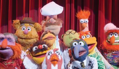 Muppety jednoczą siły, by wystawić swoje największe przedstawienie