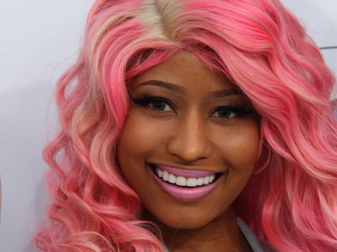 Nicki Minaj promuje drugą płytę