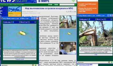 Nad Wietnamem eksplodowało UFO