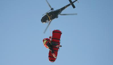 Wakacje w górach: prawie 550 akcji ratunkowych
