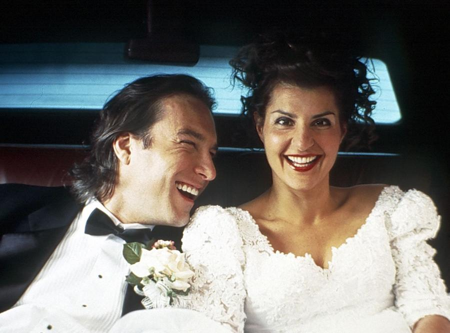 """Nia Vardalos i John Corbett w sequelu """"Mojego wielkiego greckiego wesela"""""""