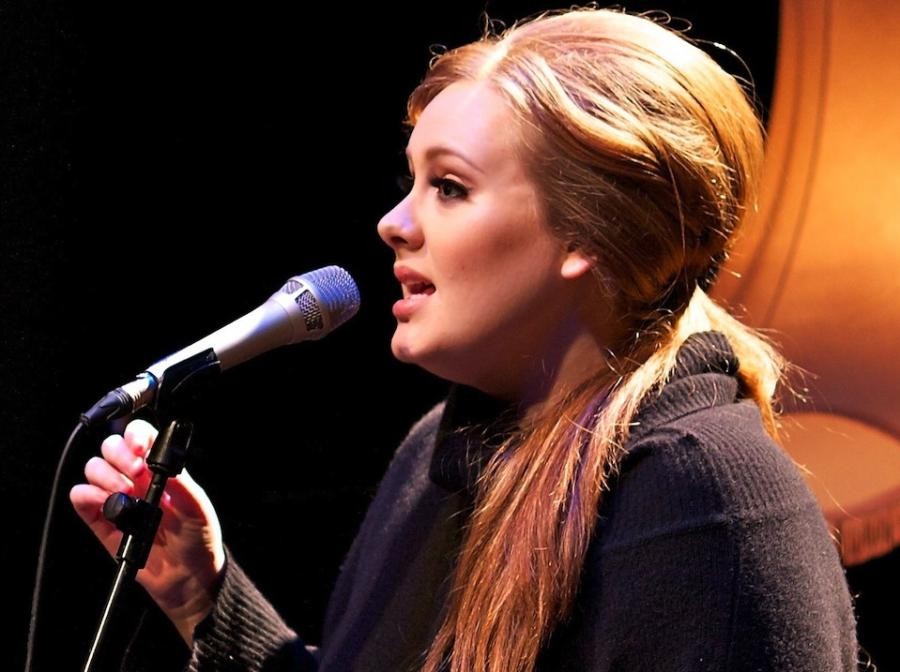 Lagerfeld: Adele jest moją ulubioną wokalistką