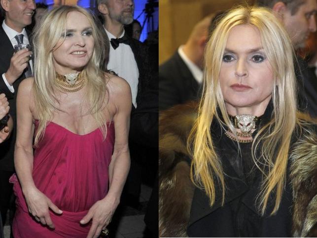 Monika Olejnik i jej drapieżna biżuteria