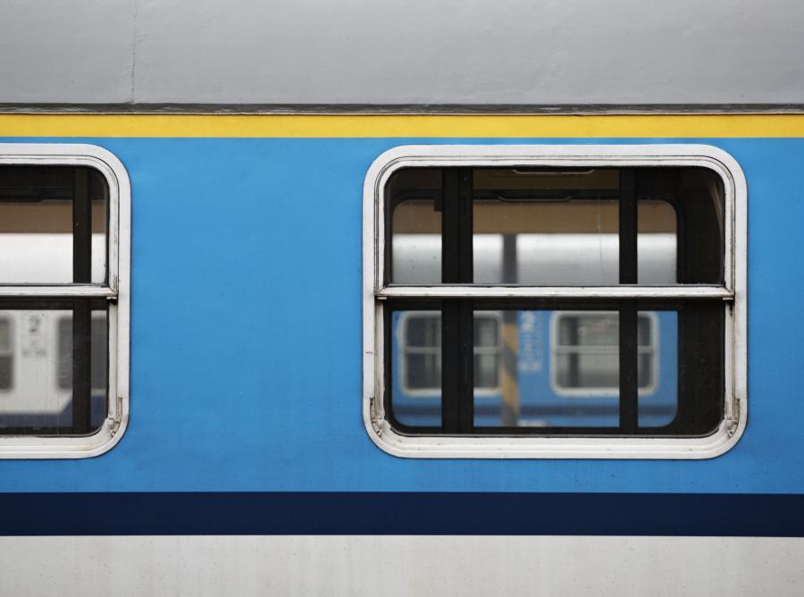 Wagon kolejowy - zdjęcie ilustracyjne