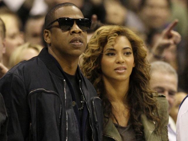 Beyoncé + Jay-Z = Blue Ivy