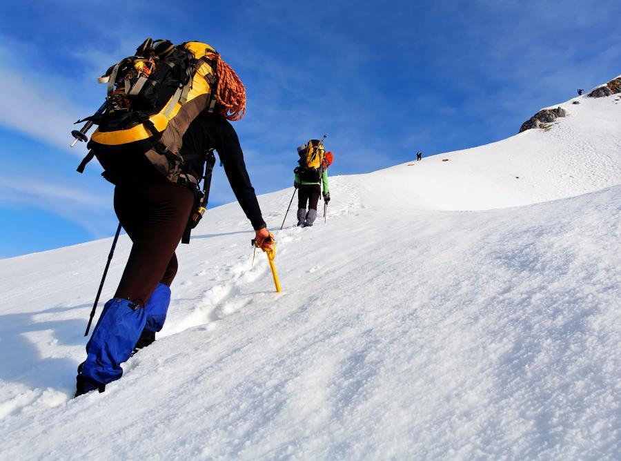 Śnieżyca uwięziła polskich alpinistów
