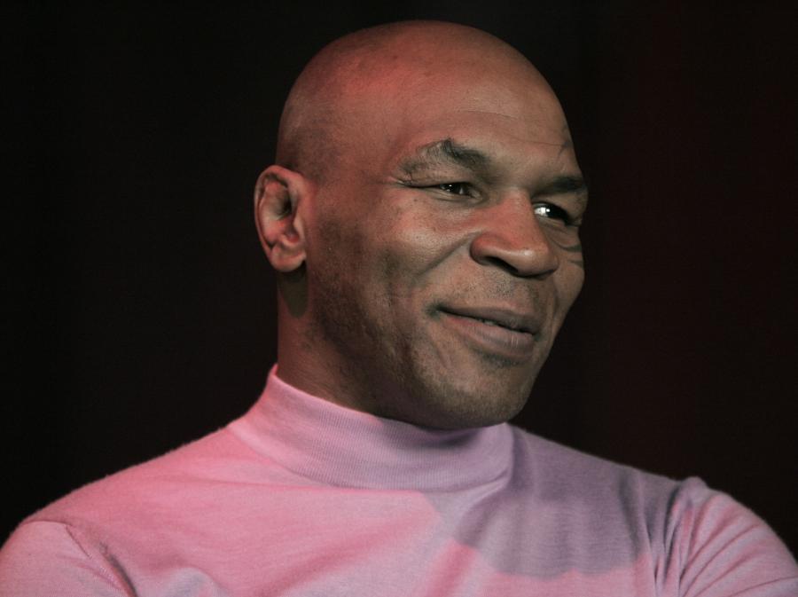 Tyson zagrał samego siebie w dwóch poprzednich \