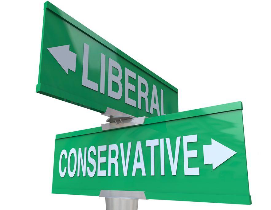 Liberalizm a konserwatyzm