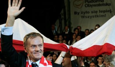 Premier Tusk zasiądzie w powstającej Radzie Ambasadorów Euro 2012