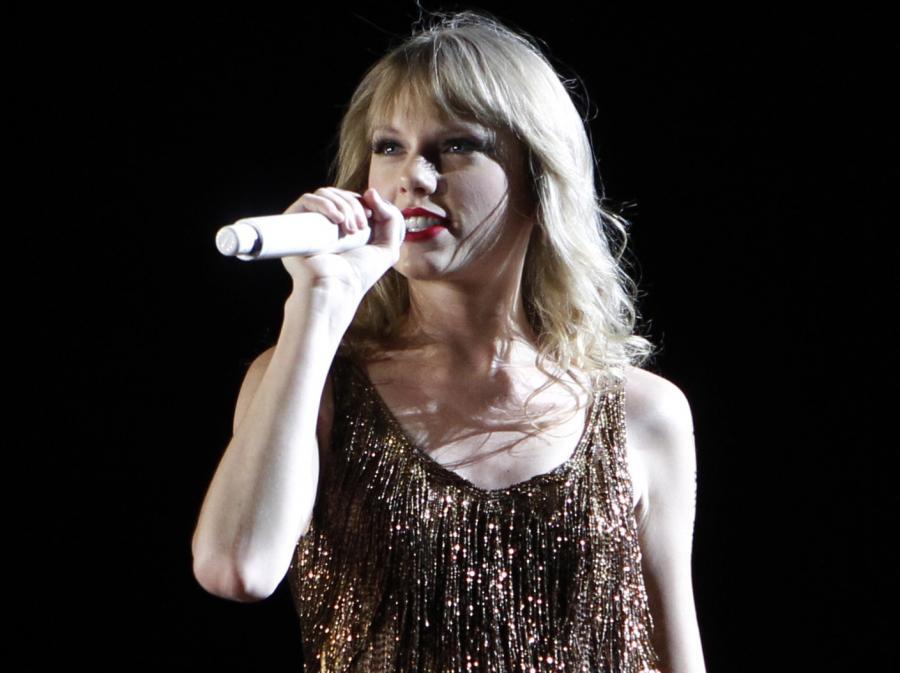 Taylor Swift uważnie dobiera kolejne projekty