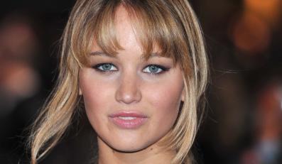 """Jennifer Lawrence na premierze """"Igrzysk śmierci"""""""