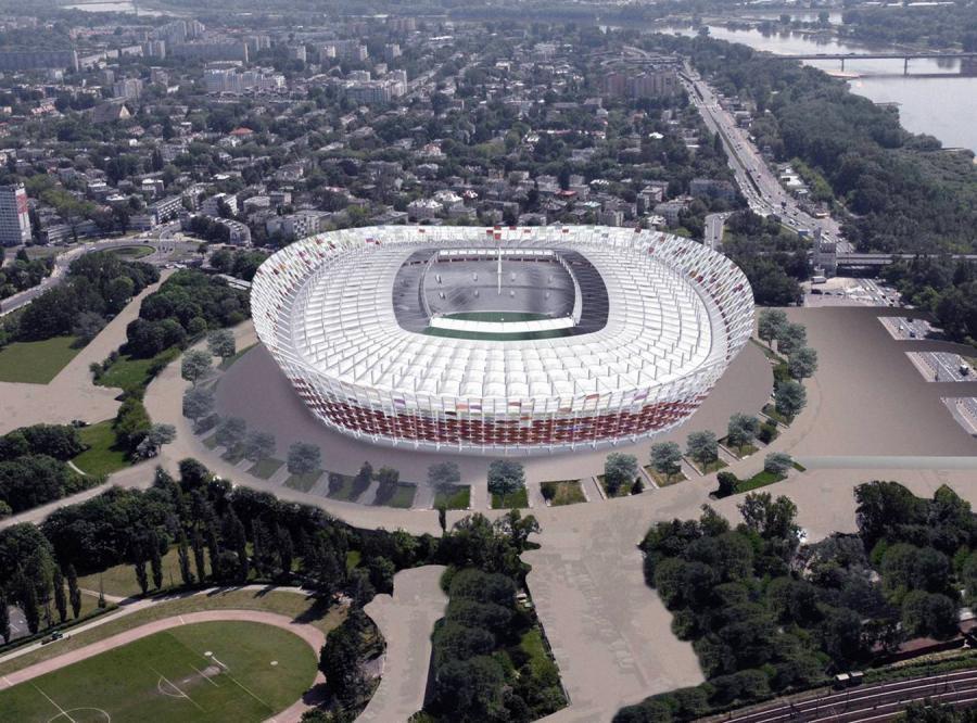 Dawni właściciele chcą odzyskać teren, na którym ma stanąć Stadion Narodowy