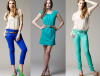 Moda w kolorach morza hitem sezonu