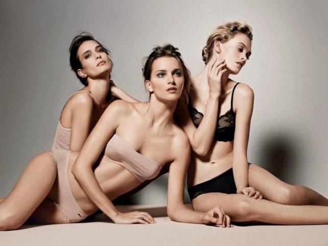 Bielizna Upsenzzo – kolekcja wiosna 2012