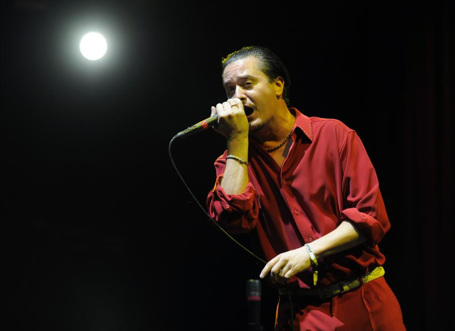 Mike Patton i Faith No More na żywo w Poznaniu
