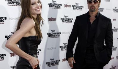 Angelin Jolie i Brad Pitt
