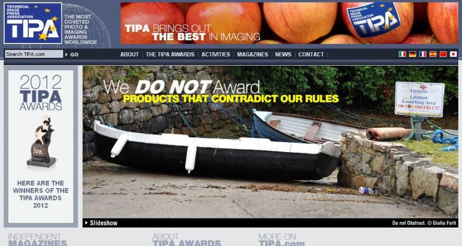 Nagrody TIPA rozdane