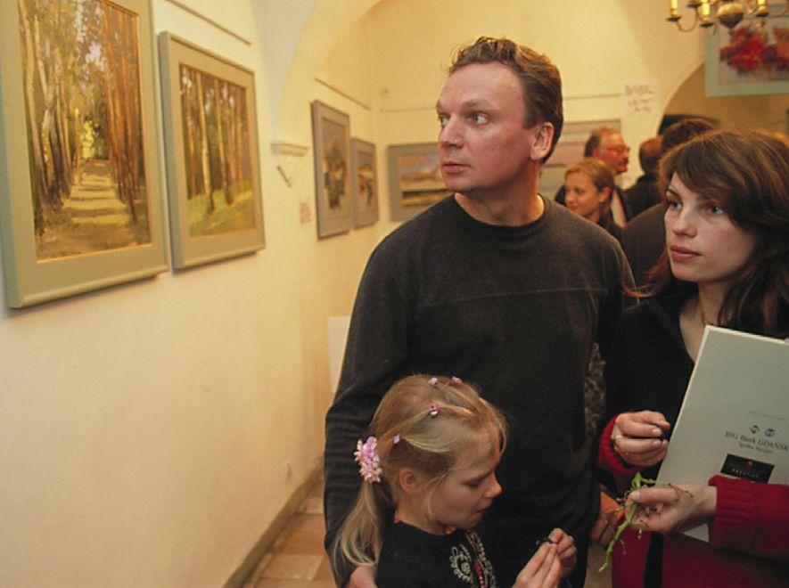 Anna i Grzegorz Ciechowscy