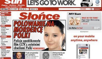 """""""Sun"""" przygotowuje polską wersję swoich stron"""