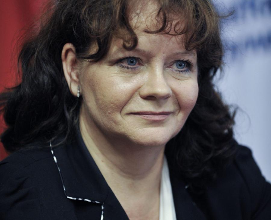 Minister nauki Barbara Kudrycka