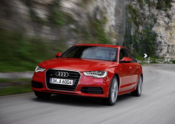 Audi A6 - pierwsze miejsce w klasie wyższej