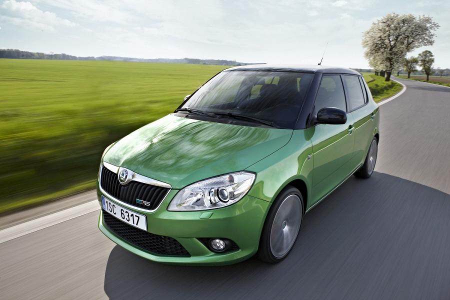 Skoda fabia - 8. miejsce w rankingu najmniej awaryjnych używanych samochodów według Warranty Direct