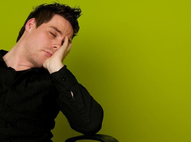 Zmęczenie, senność, apatia...
