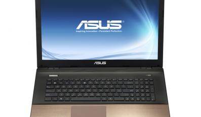K75, nowy notebook Asusa