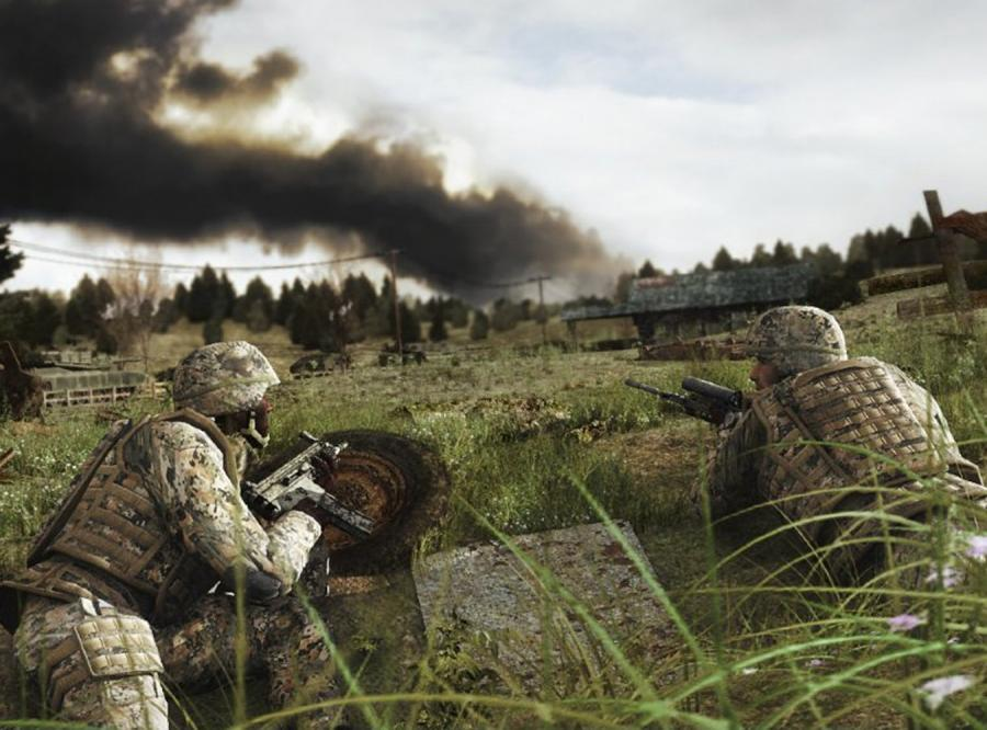 """Operation Flashpoint 2"" to profesjonalna symulacja pola walki"