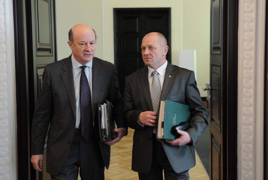 Minister finansów, Jacek Rostowski